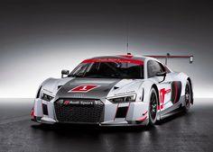 Audi R8 V10 LMS