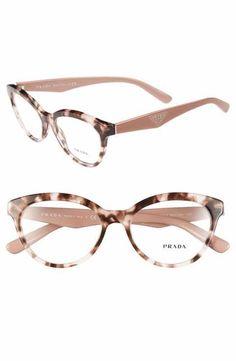 Prada 52mm Optical Glasses