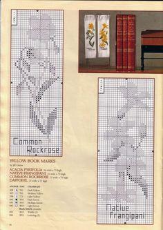 Etamin Modelleri ile Kitap Ayraçları 53 - Mimuu.com