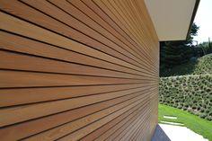 LARICE SIBERIANO - Netto nodi. Rivestimenti in legno per pareti esterne.