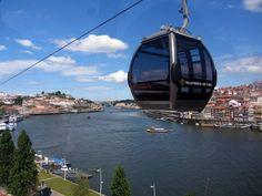 Teleférico de Gaia – Estação Jardim do Morro | Open House Porto
