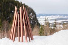 EcoSmart fire biopeis Stix, from Utecomfort AS i Oslo og Akershus, Norge.