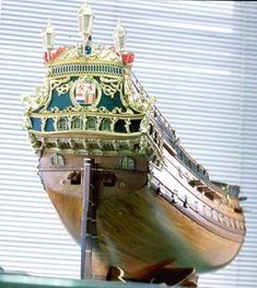 帆船模型製作 フリースランド(Friesland) 2/2 Wooden Ship, Model Ships, Model Building, Sailing Ships, Pirates, Concept, Christmas Ornaments, Holiday Decor, Boat Building