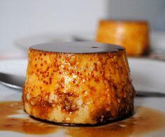 Asopaipas. Recetas de Cocina Casera .: Flan de Almendra