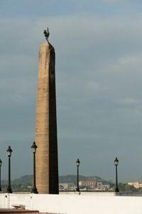 French Monument Panama City