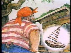 Woeste Willem. Woeste Willem is een gepensioneerd zeerover, een echte mopperkont die het liefst alleen is in z'n zelfgebouwde hut. Op een avond staat er een jongetje, Frank, op z'n dak dat er niet meer af durft. Nadat Willem hem heeft geholpen, vindt hij steeds kleine cadeautjes op z'n stoep……