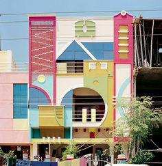 c0110e5612e91b India s Toy Candy Houses that inspired by Ettore Sottass Indian Homes
