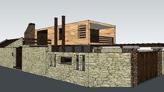 Дом Tibidabo - 3D Warehouse