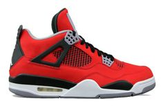 The Air Jordan IV Red Black Grey White 2014 Outlet