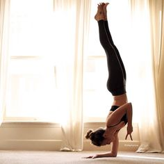 I will do this one day! My yoga goal.