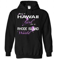 I Love V5-HAWAII-RHODEISLAND GIRL T shirts