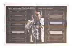 Exeter Independent Film Festival on Behance