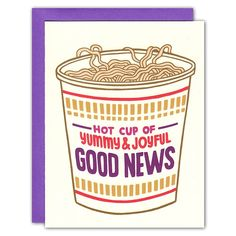 Hannah Zakari - Hot Cup of Good News Card