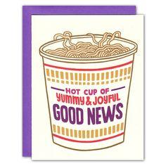 Hannah Zakari - Hot Cup of Good News Card