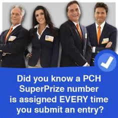 How Do PCH SuperPrize Numbers Work? | PCH Blog