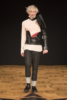 Beckmans College of Design Stockholm Fall 2018 Fashion Show Collection