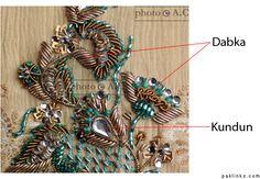 dabka work designs - Google Search