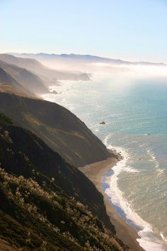 California Coast ~ by Five Bummel Bees
