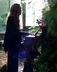 Birdy. Such a great singer. And so young.