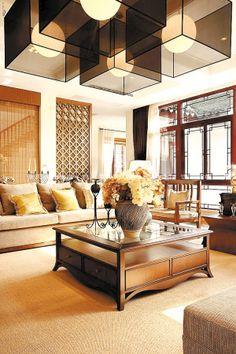 Asiatische Möbel als Idee für Ihre Wohnungseinrichtung | Pinterest ...
