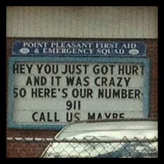 911...Call Me Maybe Style!