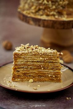 de leche cake from Chile (torta de mil hojas) Sweet Recipes, Cake Recipes, Dessert Recipes, Cupcakes, Cupcake Cakes, Nutella, Chilean Recipes, Chilean Food, Easy To Make Appetizers