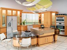 Discover various types of kitchen designs with pictures and expert tips from HGTV.com.