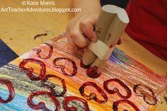 Adventures of an Art Teacher: Another Jim Dine post