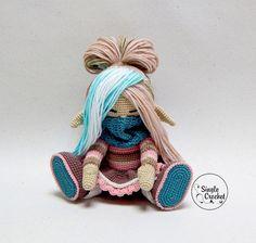 Amiguurmi Elf Dolls- Free Pattern