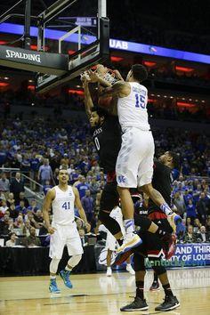 Kentucky beats Cincinnati in NCAA 3rd round | Basketball Galleries: Men | Kentucky.com