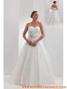 elegant princess wedding dress