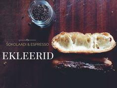 Šokolaadi ja espresso ekleerid || www.piisakeveel.ee