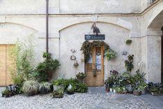 La fioreria - Foto di Spazio36   da Cascina Cuccagna
