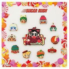 Sugar Rush Pin Set - Wreck-It Ralph | Pin Sets | Disney Store