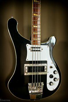 1984/85 Fernandes RB-80 Rickenbacker Bass by Mega Udonitron, via Flickr