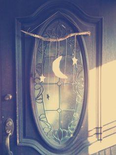 the magical door….