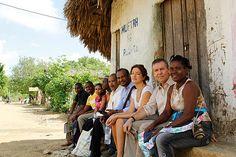 Recorrido en la Ruta del Esclavo en Palenque