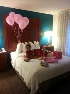 American Girl Package Experience at Residence Inn / Marriott Hotel is very nice. It us not the Westin but very nice. We live the Westin Hotel in Houston Friday and Saturday night.  But, You do also get a Doll Bed here and a coupon for a Free Dallas Doll American Girl Shirt.
