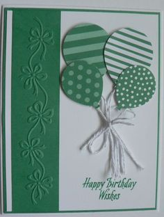 59 Ideas For Birthday Balloons Diy Stamp Sets - Diy Birthday Cards Homemade Birthday Cards, Homemade Cards, Diy Birthday, Birthday Wishes, Birthday Greetings, Birthday Gifts, Bday Cards, Birthday Cards For Men, Masculine Birthday Cards