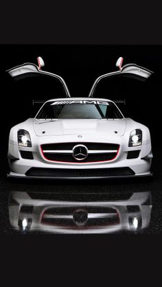 Mercedes Benz SLS AMG   dirwp760v