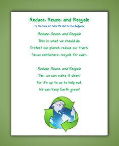 Elementary Matters: Earth Day Freebie