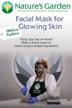 Spa Facial Mask for Glowing Skin Video