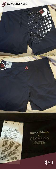 Reebok Crossfit Shorts - Mens XL Brand new, never worn, mens XL Reebok Crossfit shorts Reebok Shorts Athletic