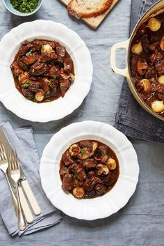 Mary Berry's Beef Bourgignon, a classic Sunday lunch or comfort food recipe