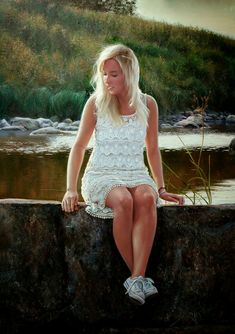 Kai Fine Art is an art website, shows painting and illustration works all over the world. Barnett Newman, Alex Colville, Carl Larsson, Audrey Kawasaki, Andrew Wyeth, Akira, August Macke, Hyper Realistic Paintings, She's A Lady