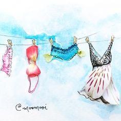 いいね!876件、コメント34件 ― M E R E D I T H W I N Gさん(@moomooi)のInstagramアカウント: 「c a k e t o p p e r // #SomeFlowerGirls #petal #bridal #watercolor // #Sydney on kissesandcake.com…」