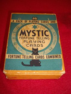 Mystic Fortune Telling Cards $132