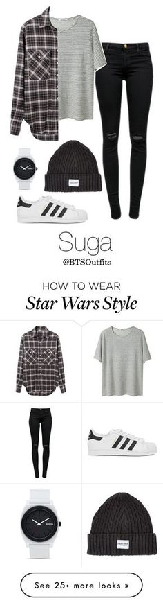 How to Wear: The Best Casual Outfit Ideas - Fashion Kpop Outfits, Mode Outfits, School Outfits, Outfits For Teens, Winter Outfits, Summer Outfits, Casual Outfits, Korean Spring Outfits, Tomboy Outfits