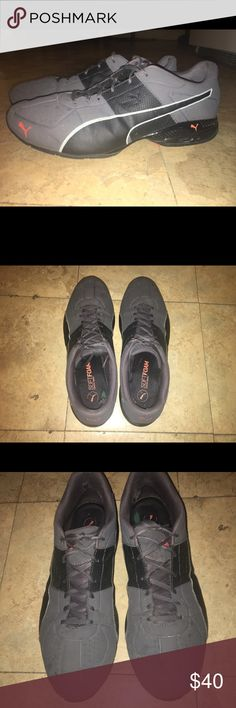 Size 13 Puma Sneakers These are lightly used size 13 Puma sneakers. They're in good shape and have a lot of life left in them. Puma Shoes Athletic Shoes