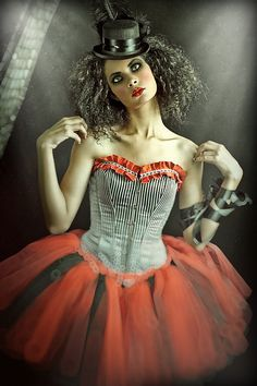 freakshow costumes - Google Search